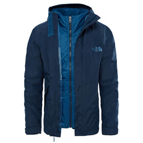 The North Face Naslund 3:1 Triclimate  Jas Heren blauw